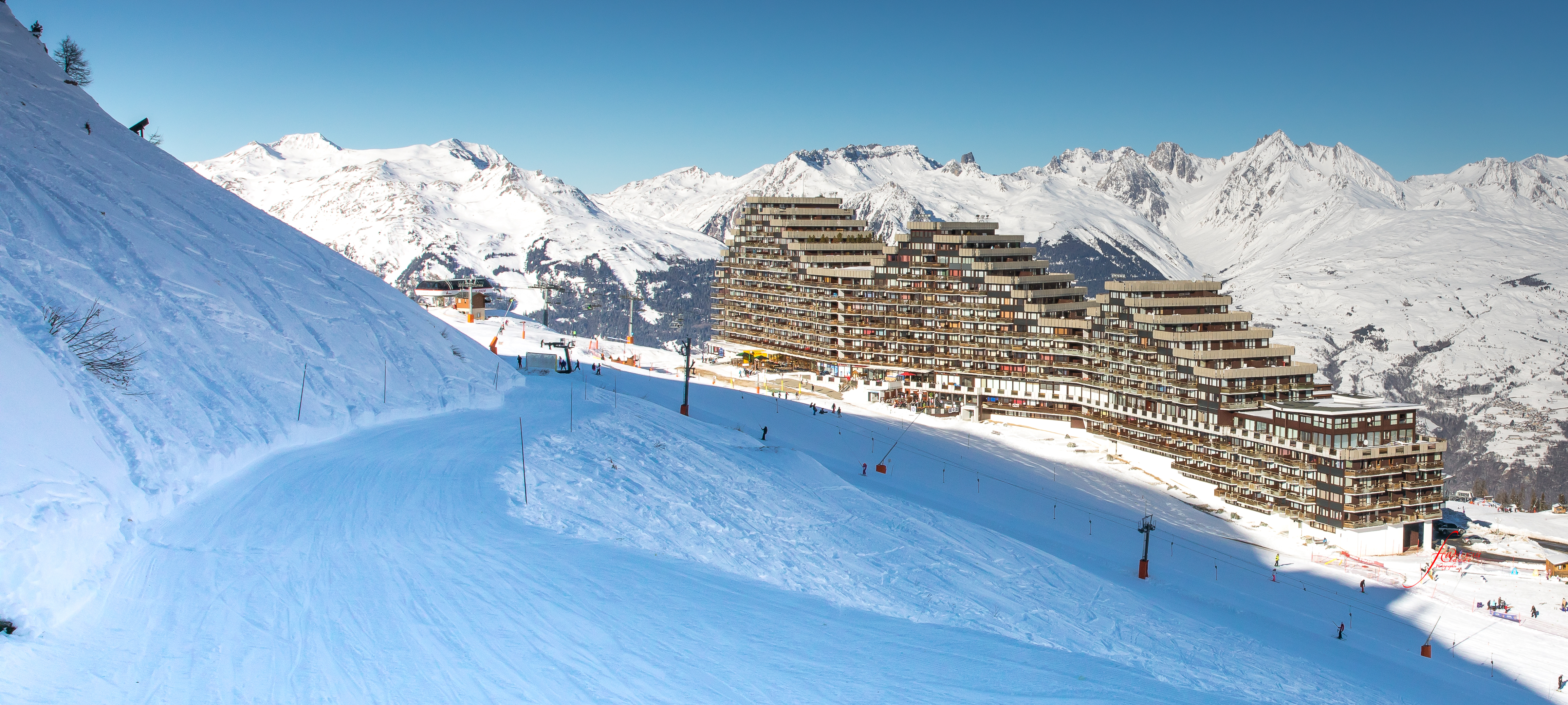 LOCATION APPARTEMENTS A LA PLAGNE